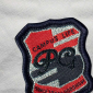 织唛工厂——供应锁边烧边织唛章